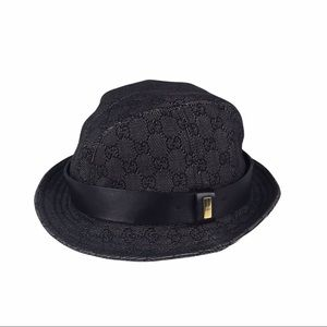 Gucci Monogram Bucket Hat